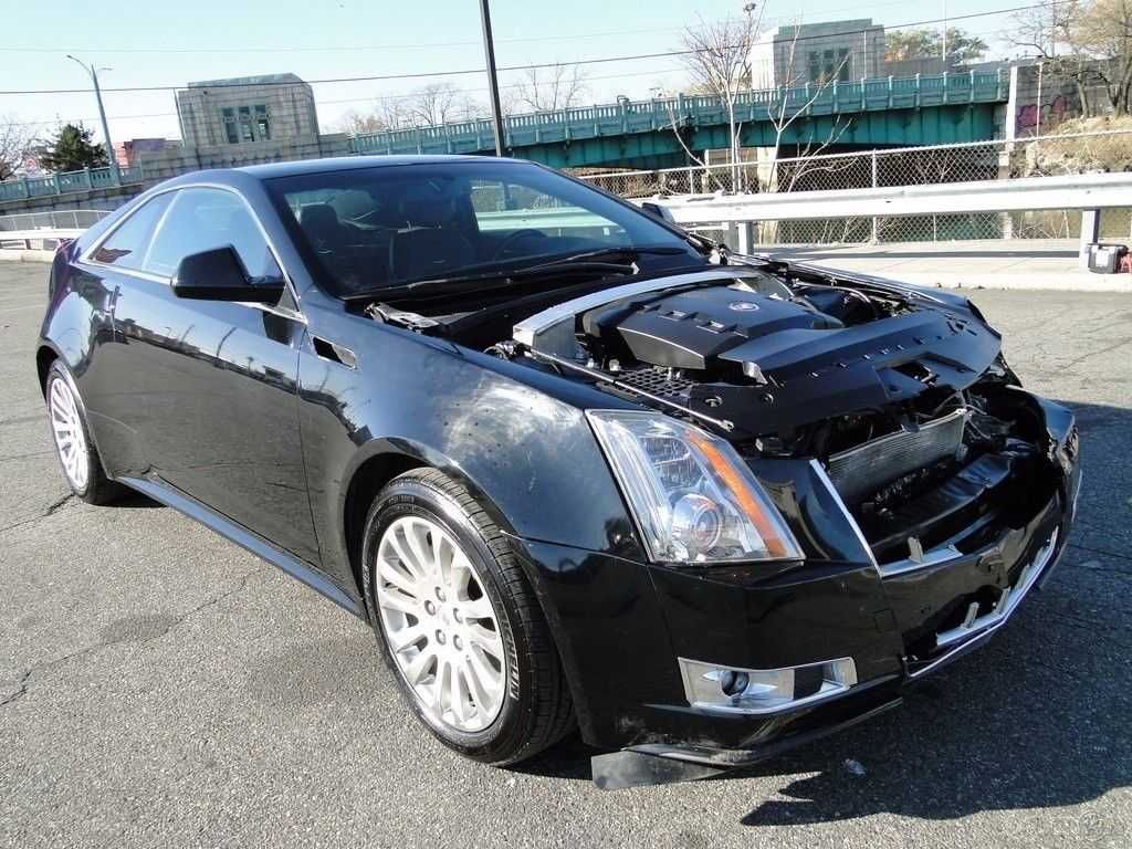 low miles 2013 cadillac cts performance 3 6l v6 repairable for sale