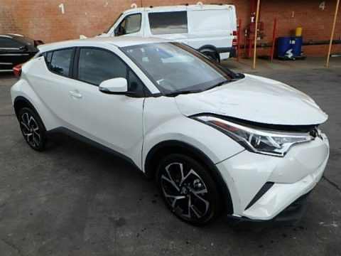 clean interior 2018 Toyota XLE repairable for sale