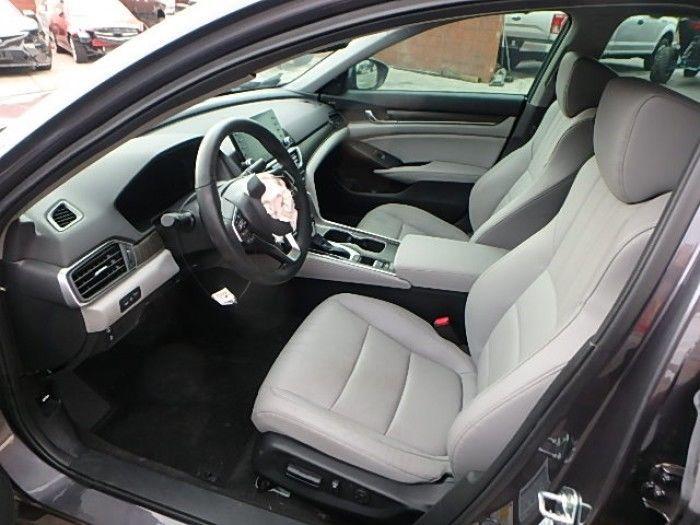 great color 2018 Honda Accord EX L CVT repairable
