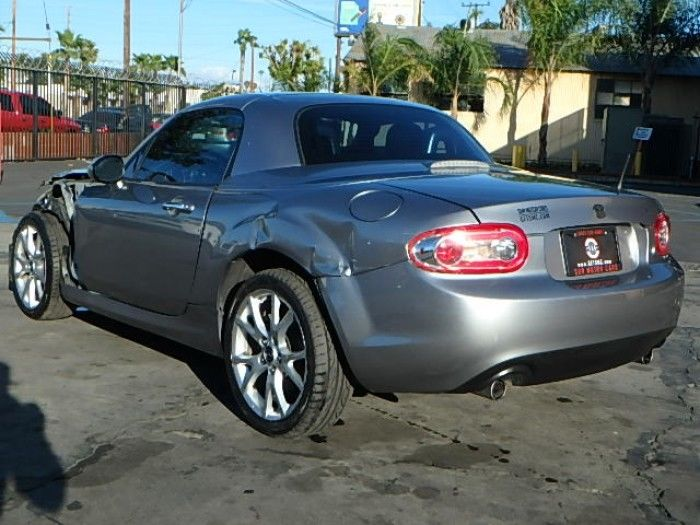 power hard top 2015 Mazda MX 5 Miata Grand Touring repairable