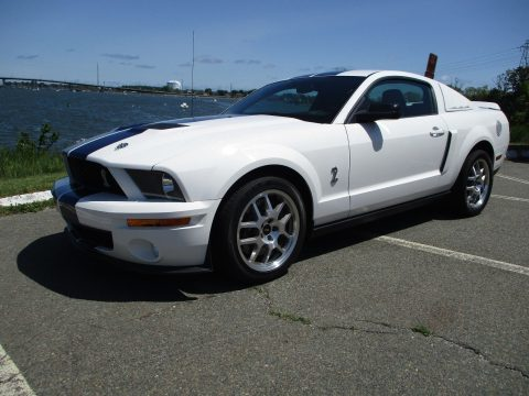 easy fix 2007 Ford Mustang SHELBY repairable for sale