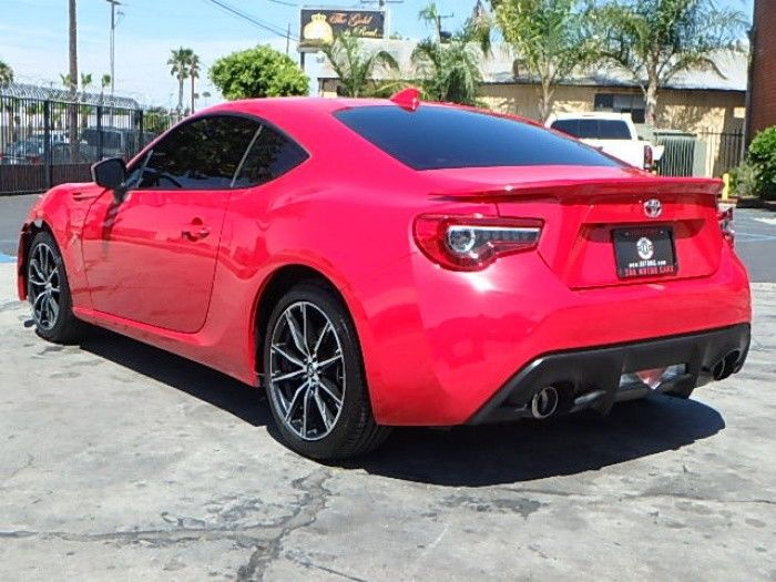low mileage 2017 Toyota 86 Coupe repairable