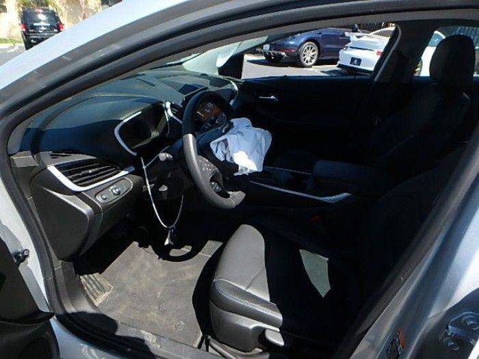 very low miles 2018 Chevrolet Volt LT Repairable