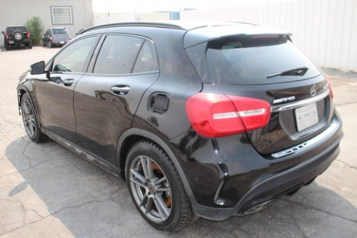low miles 2016 Mercedes Benz GL Class Gla45 AMG 4MATIC repairable