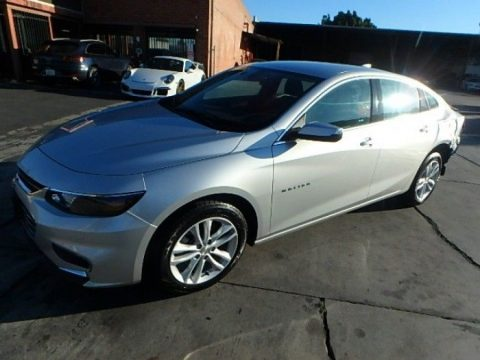 almost unused 2018 Chevrolet Malibu LT repairable for sale