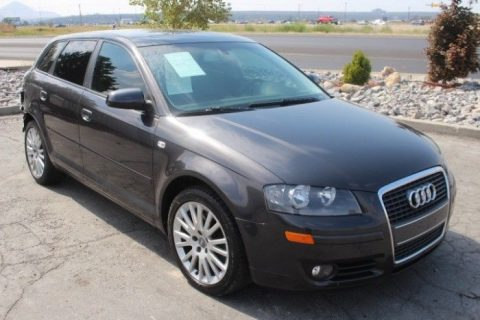 loaded 2007 Audi A3 2.0 T DSG repairable for sale