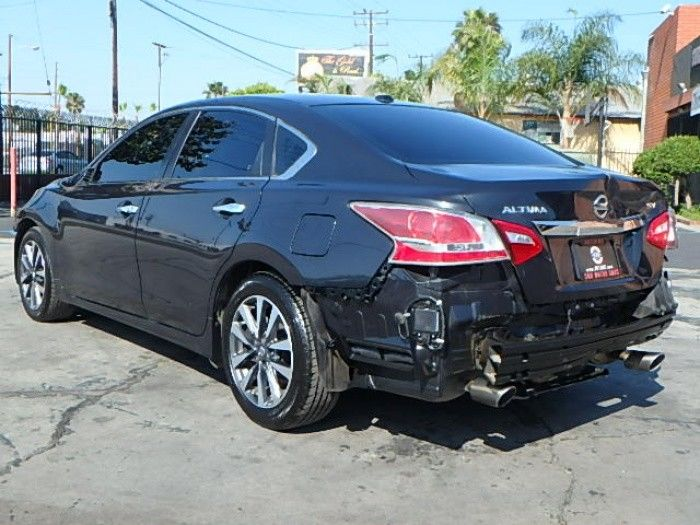 loaded 2016 Nissan Altima 2.5 SV repairable