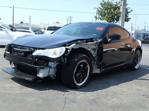 low miles 2014 Scion FR S Repairable for sale