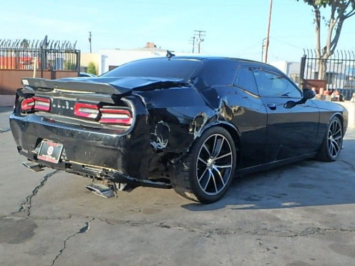 well equipped 2015 Dodge Challenger SCAT Pack repairable