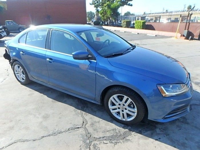 well equipped 2017 Volkswagen Jetta TSI repairable