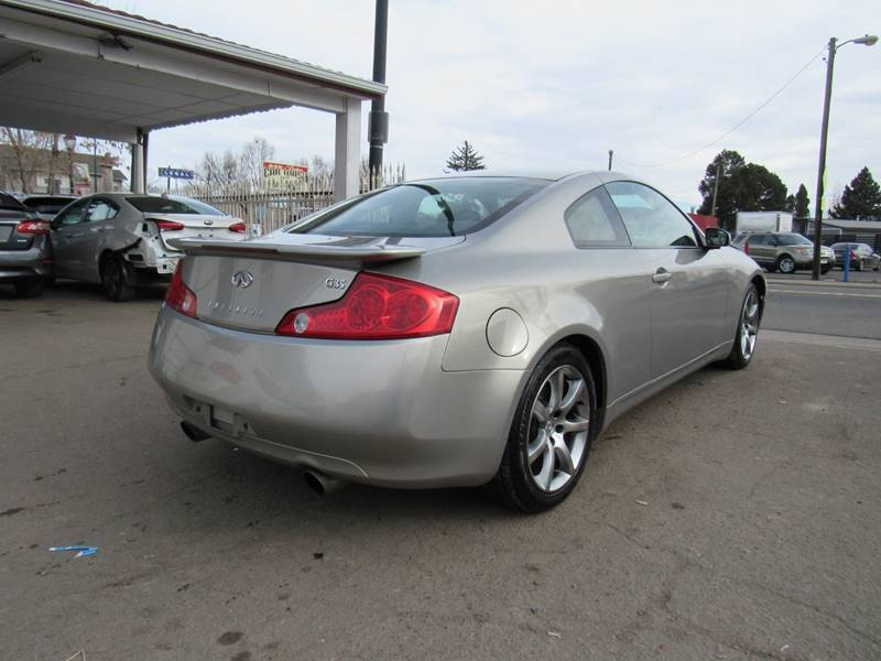 easy repair 2003 Infiniti G35 repairable