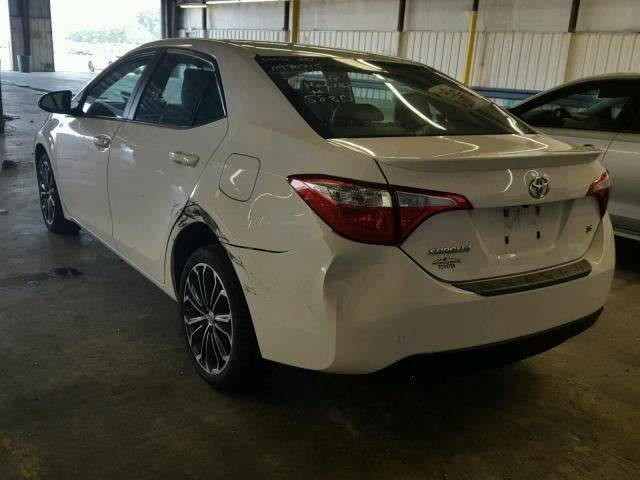 low mileage 2014 Toyota Corolla L repairable