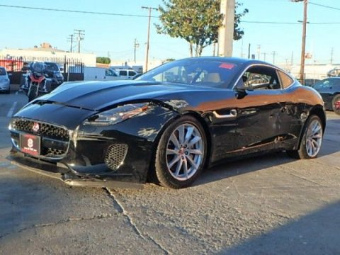 welll equipped 2019 Jaguar F Type P340 repairable for sale