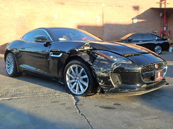 welll equipped 2019 Jaguar F Type P340 repairable