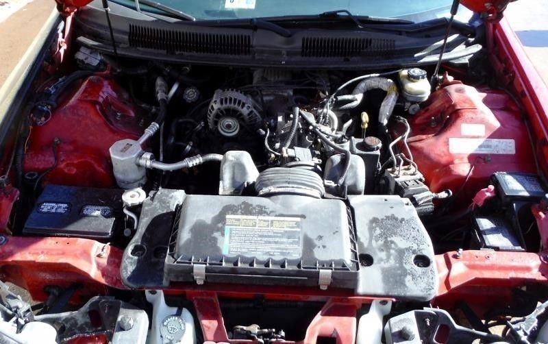 light damage 1998 Chevrolet Camaro Coupe repairable