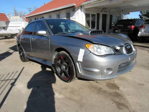 loaded 2007 Subaru Impreza WRX STI Limited repirable for sale