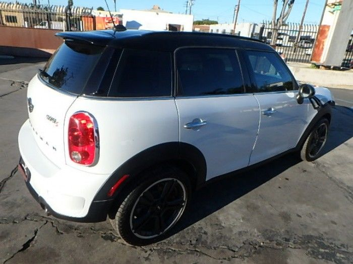 low mileage 2015 Mini Countryman S repairable