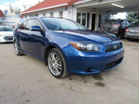 nice 2009 Scion TC Reapairable for sale