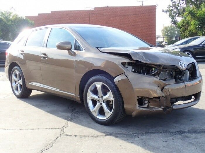 2012 Toyota Venza LE/XLE/Limited repairable
