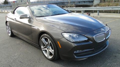 easy damage 2012 BMW 6 Series 650i 4.4L V8 Twin Turbocharger repairable for sale