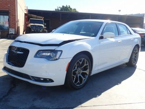 low mileage 2016 Chrysler 300 Series 300S repairable for sale
