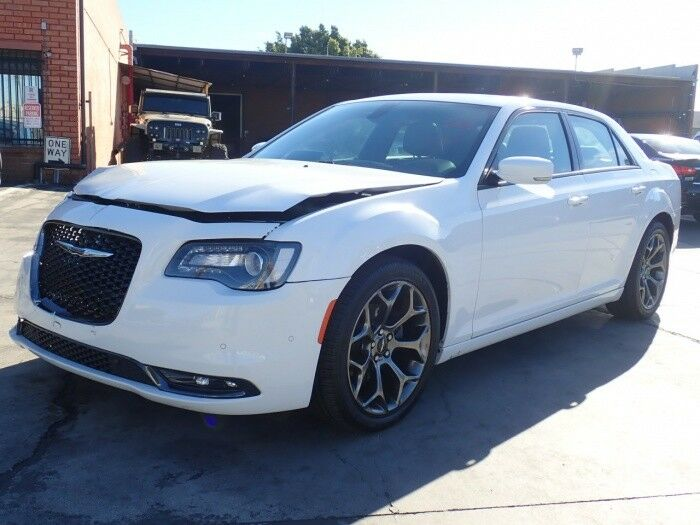 low mileage 2016 Chrysler 300 Series 300S repairable