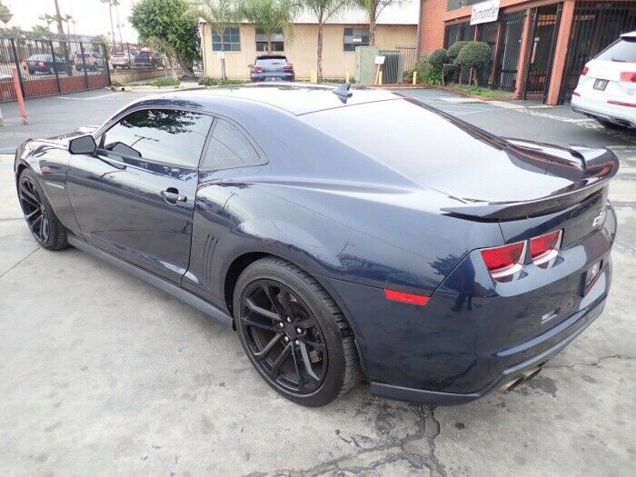 low miles 2013 Chevrolet Camaro ZL1 repairable