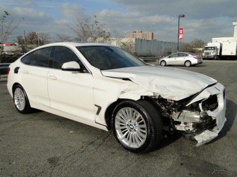 nice 2014 BMW 3 Series 328i Xdrive Gran Turismo repairable for sale