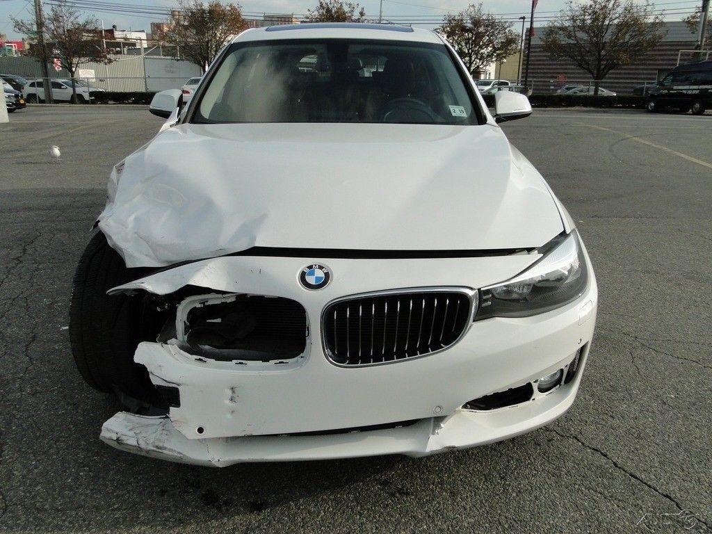 nice 2014 BMW 3 Series 328i Xdrive Gran Turismo repairable