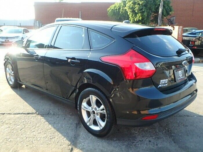 well equipped 2013 Ford Focus SE repairable
