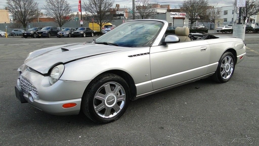 easy fix 2004 Ford Thunderbird Convertible repairable