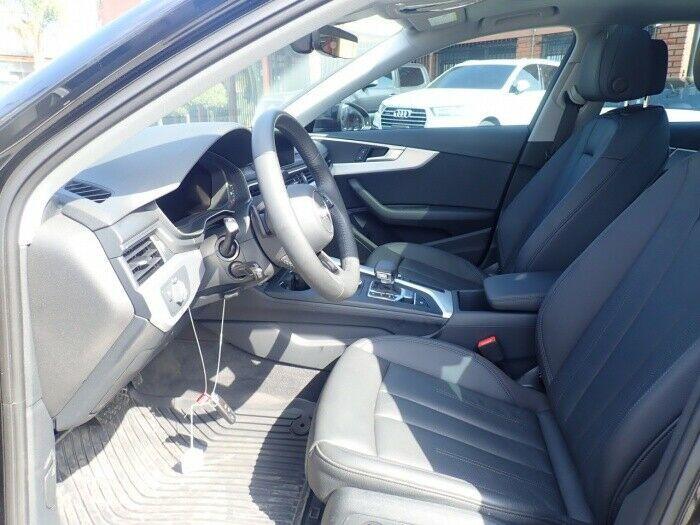 loaded 2018 Audi A4 Premium S repairable