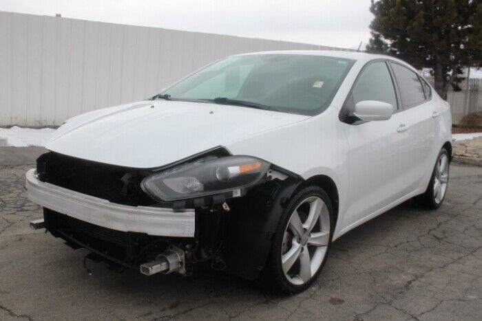 nice 2013 Dodge Dart Rallye repairable
