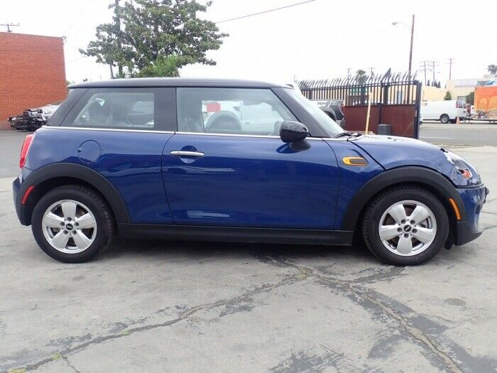 well equipped 2017 Mini Cooper repairable