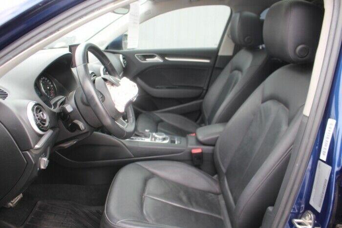 easy fix 2015 Audi A3 Quattro 2.0T Premium AWD repairable