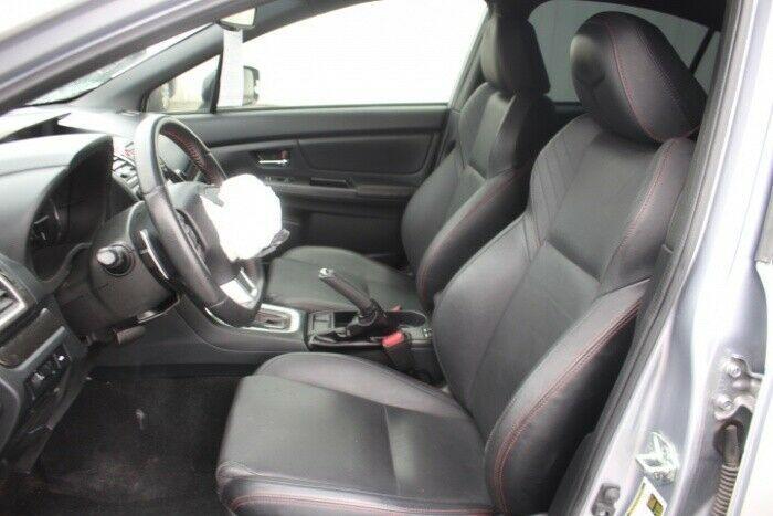 fast 2016 Subaru WRX Limited CVT AWD repairable