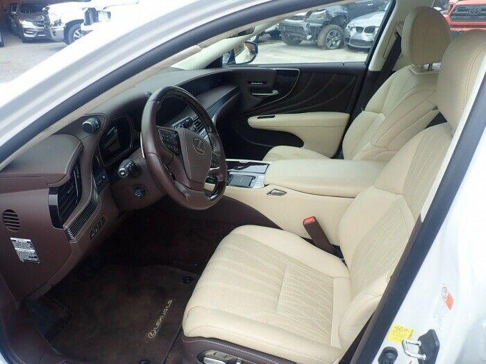 low mileage 2018 Lexus LS LS 500 repirable