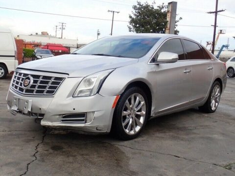 Luxurious 2014 Cadillac XTS repairable for sale