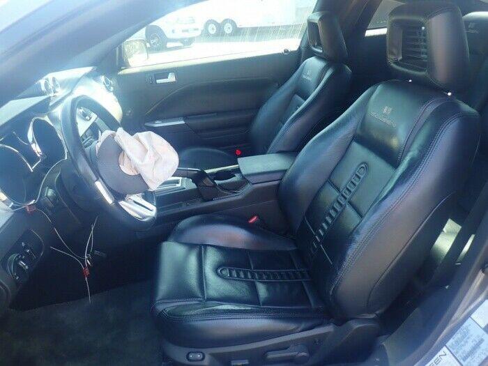 custom 2006 Ford Mustang Saleen GT repairable
