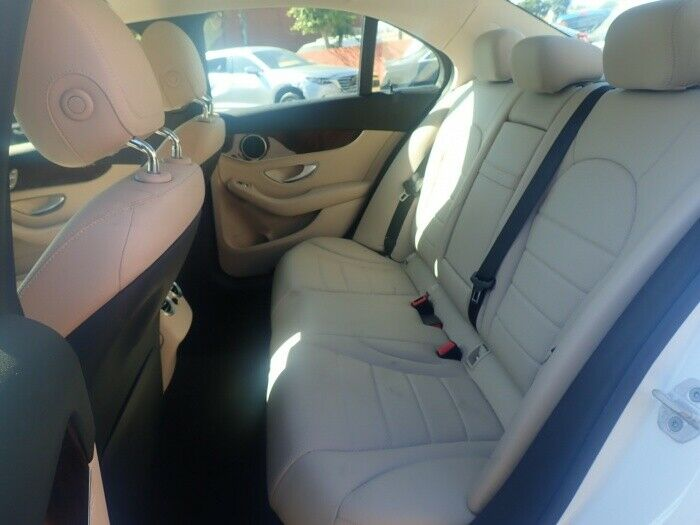 loaded 2015 Mercedes Benz C Class C 300 repairable