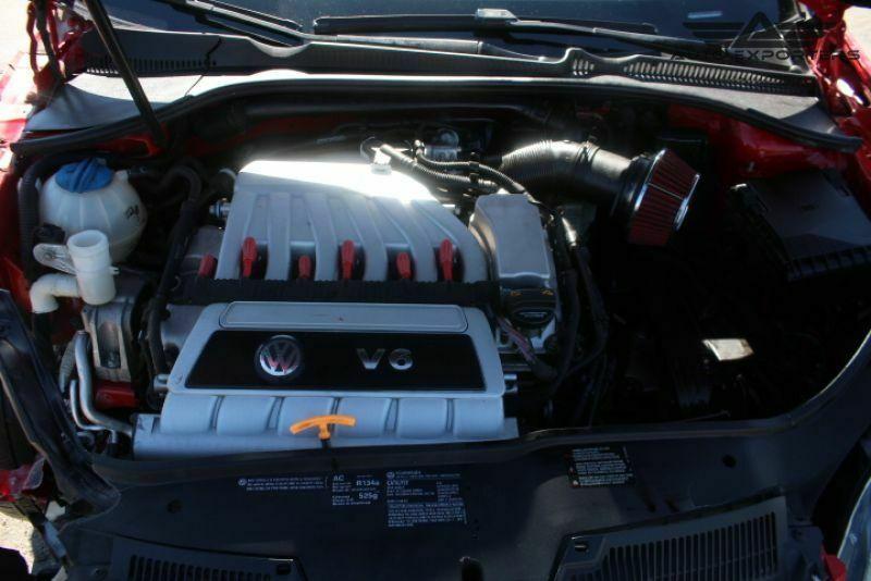Base 2008 Volkswagen R32 repairable