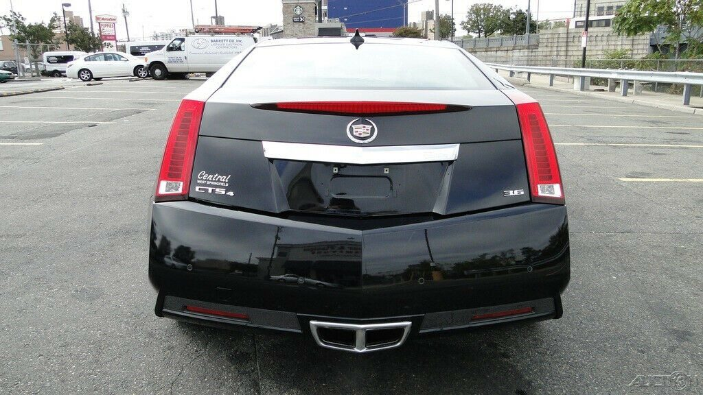 low mileage 2013 Cadillac CTS Premium 3.6L V6 AWD repairable