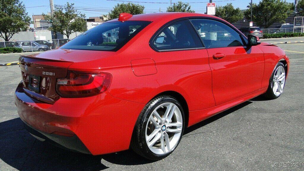 low mileage 2016 BMW 2 Series 228i Xdrive AWD Coupe Premium repairable