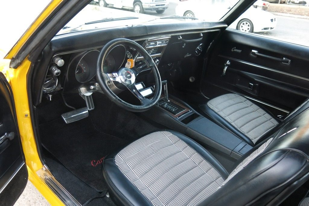 low miles 1968 Chevrolet Camaro SS/LS1 repairable