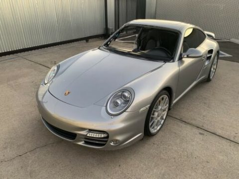 low miles 2011 Porsche 911 repairable for sale
