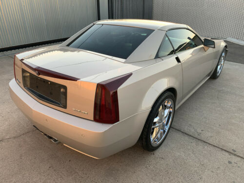 well equipped 2006 Cadillac XLR Hard Top Convertible repairable