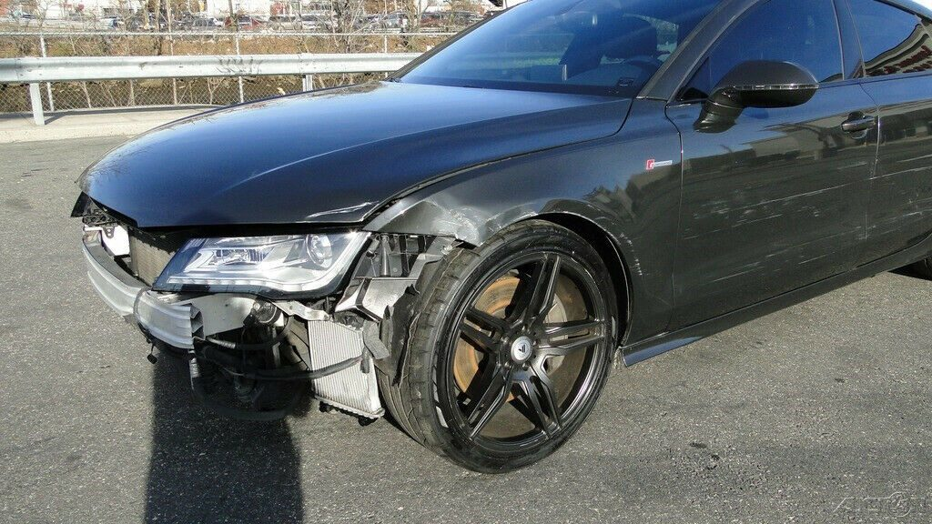 well equipped 2014 Audi A7 3.0T Premium Plus repairable