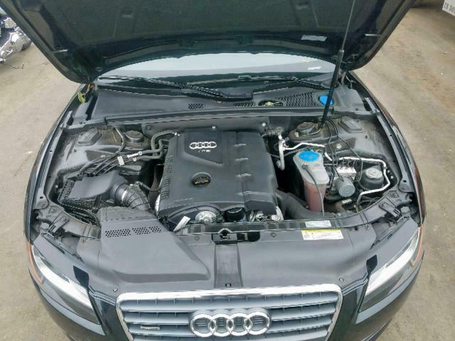 easy fix 2012 Audi A5 repairable
