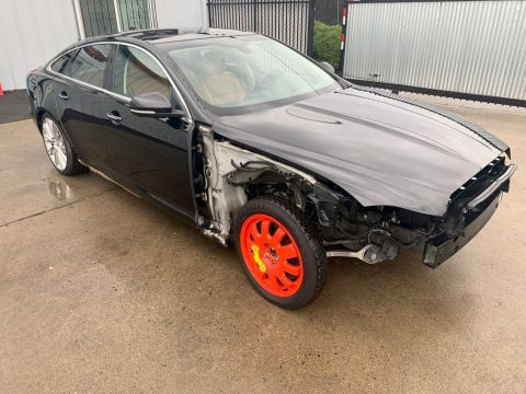 Loaded 2016 Jaguar XJ Supercharged R Sport 340hp repairable for sale