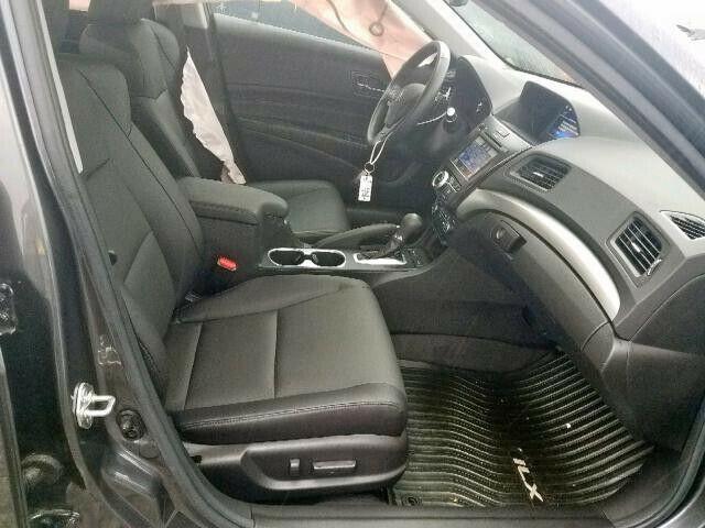 low miles 2018 Acura ILX premium Package repairable